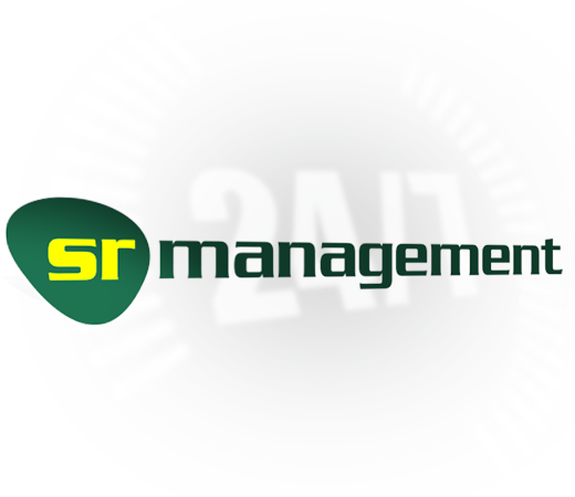 SR Management Kuenstlermanagement Logo